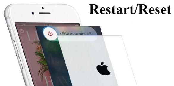 Cómo reiniciar o resetear tu iPhone