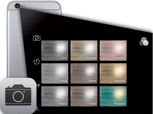 Edición de fotos en iPhone