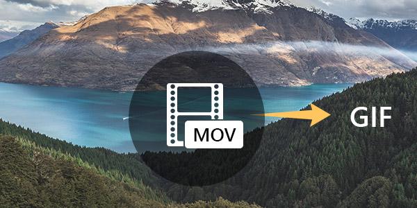 Como converter MOV para GIF