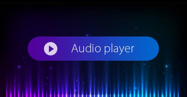 Como reproduzir arquivos de áudio no PC/Mac