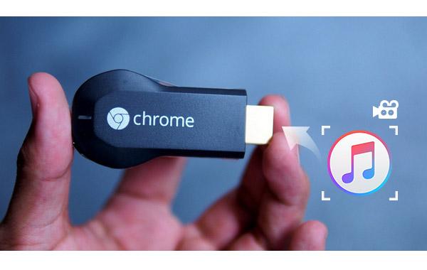 Como reproduzir conteúdo do iTunes no Chromecast