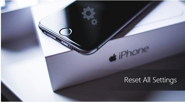 Cómo resetear los ajustes en el iPhone