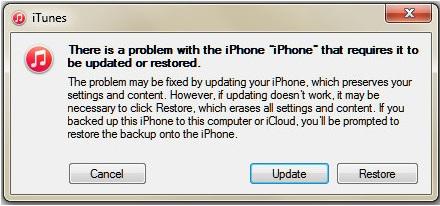 Cómo resetear tu iPhone a los ajustes de fábrica