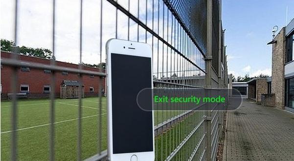 Cómo salir del modo seguro en Iphone