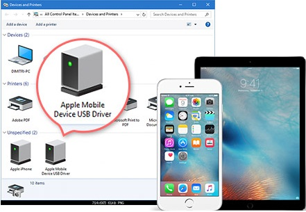 Solución  al controlador USB de Apple deshabilitado en iPhone