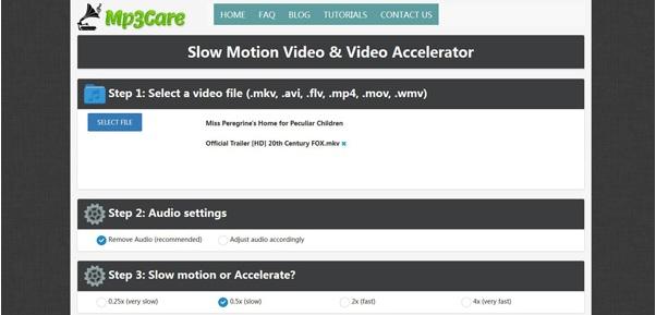 Cómo acelerar o enlentecer tus videos