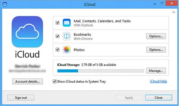 Cómo acceder al calendario de iCloud desde el PC