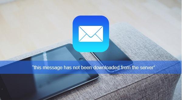 Cómo arreglar el error de email en iPhone
