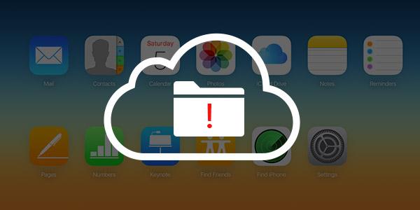 O que fazer se o backup do iCloud não funciona