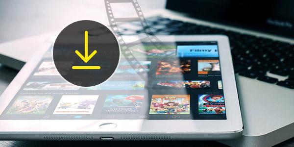 Como baixar filmes no iPad