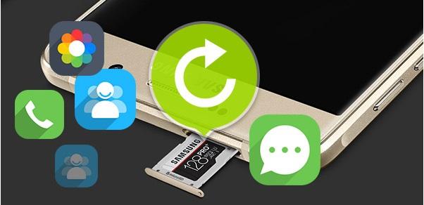 Cómo recuperar archivos borrados desde una tarjeta SD