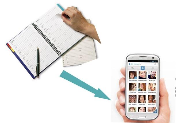 Cómo recuperar contactos borrados de Android