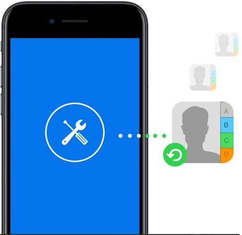 Cómo recuperar contactos borrados en iPhone