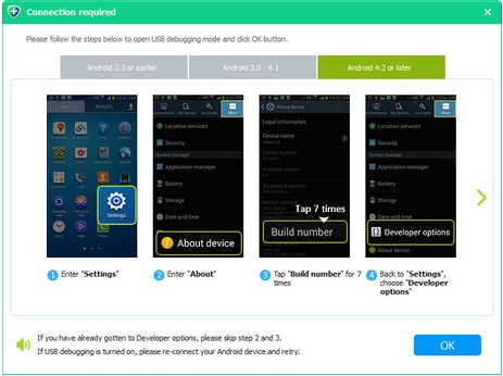Cómo recuperar un sms borrado desde un dispositivo Android