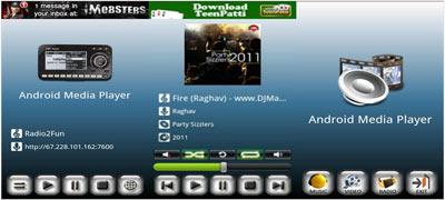 Media Player para Android