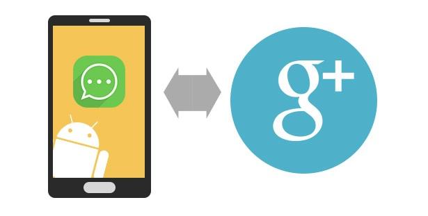 Cómo sincronizar contactos de Android con Google
