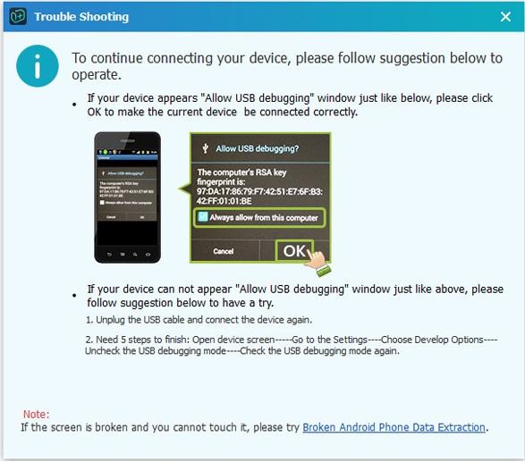 Cómo recuperar mensajes y videos en Android