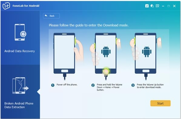 Cómo hacer copias de seguridad de un Android con pantalla quebrada
