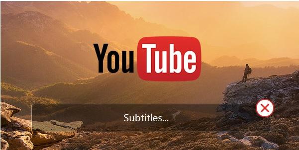 Cómo desactivar subtítulos en YouTube