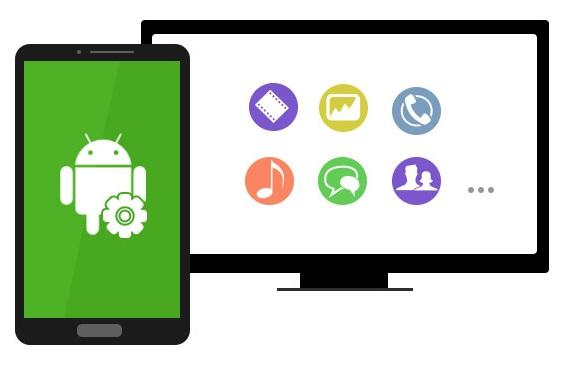 Gestor para dispositivos Android