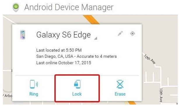 Qué hacer con pantallas bloqueadas de Android