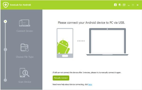 Cómo recuperar contactos en Samsung