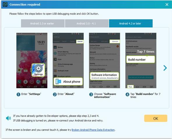 Cómo recuperar contactos desde una tarjeta SIM en Android