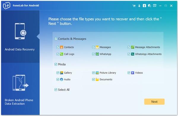 Cómo recuperar datos borrados de Android