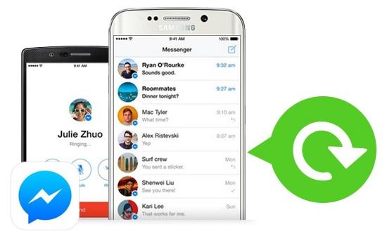 Cómo recuperar mensajes de Facebook Messenger en Android