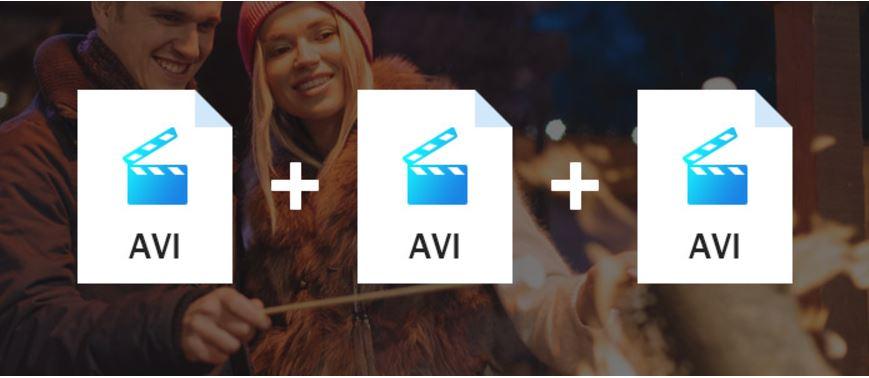 Combinar videos AVI