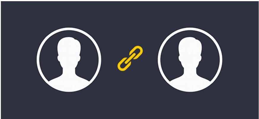 Combinar contactos en iPhone
