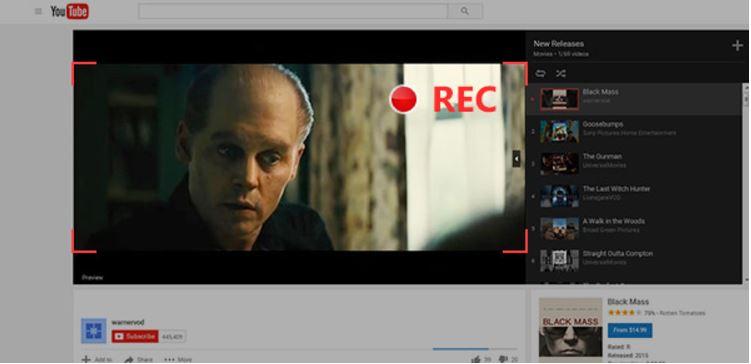 Cómo grabar videos desde YouTube