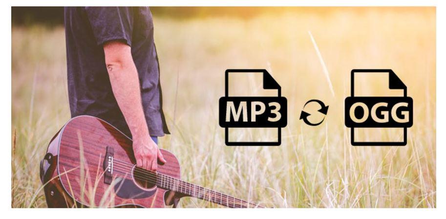 Conversión MP3 a OGG