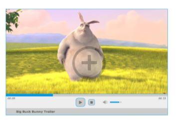 Reproducir videos HTML5