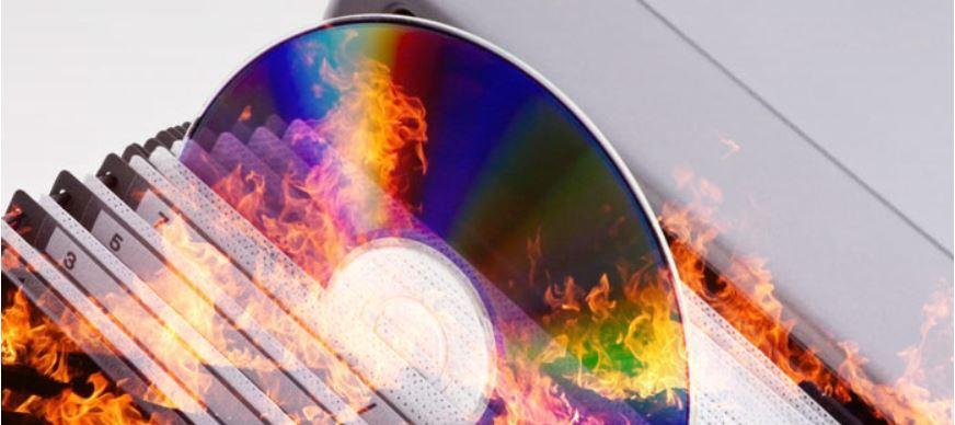 Cómo grabar DVD