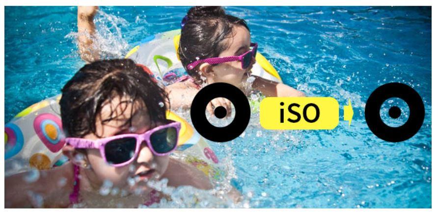 Crear un archivo ISO