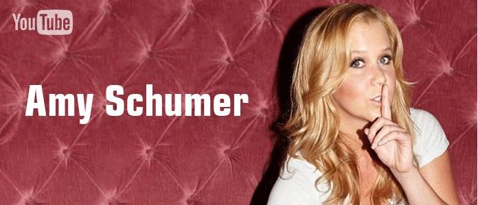 Amy Schumer en YouTube