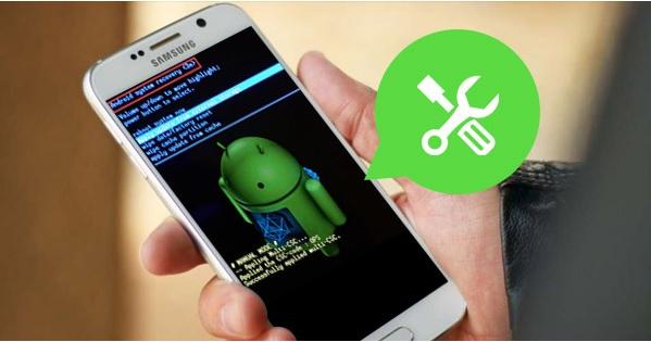 Cómo salir del sistema de recuperación de Android