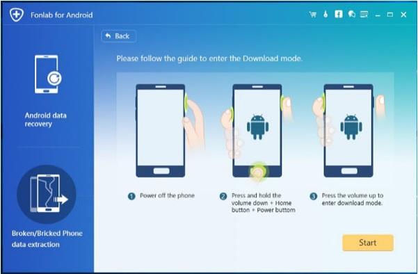 Cómo arreglar la pantalla negra del Samsung Galaxy S5
