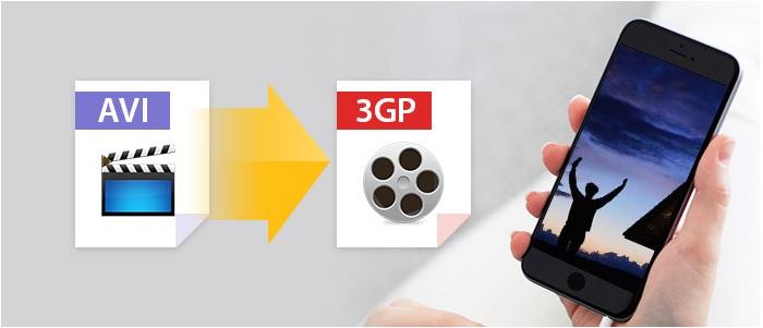 Cómo convertir formato AVI a 3GP