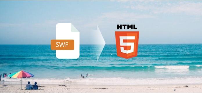 Cómo convertir SWF a HTML5