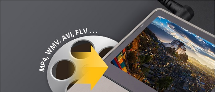 Cómo convertir videos para iRiver