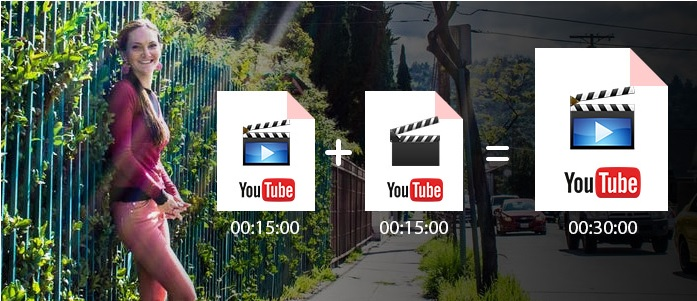 Cómo unir videos de YouTube