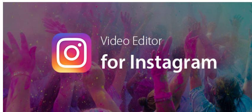 Editor de video para Instagram