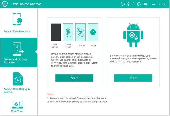 Error en celulares Android