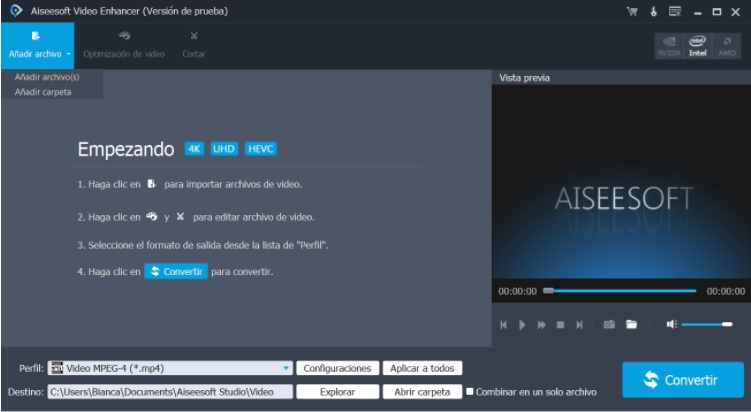 Cómo girar un video en reproductor VLC