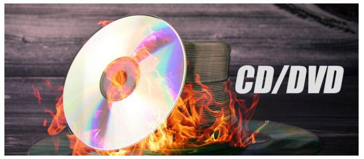 Grabador de CD y DVD