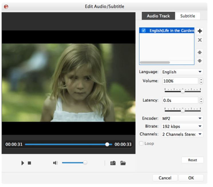 Grabador de DVD para Mac