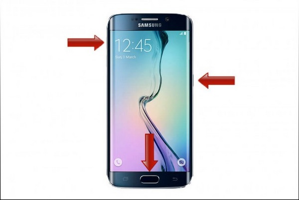 Samsung Galaxy bloqueado