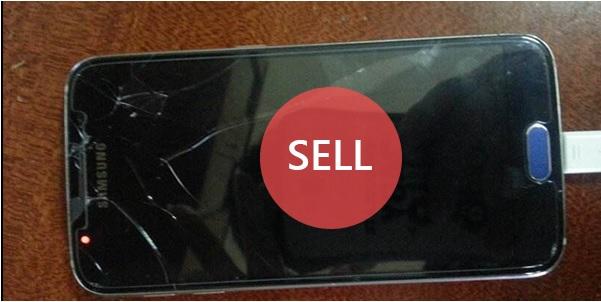 Cómo vender un móvil que está roto
